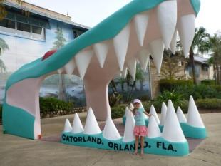 Gatorland Orlando, Florida