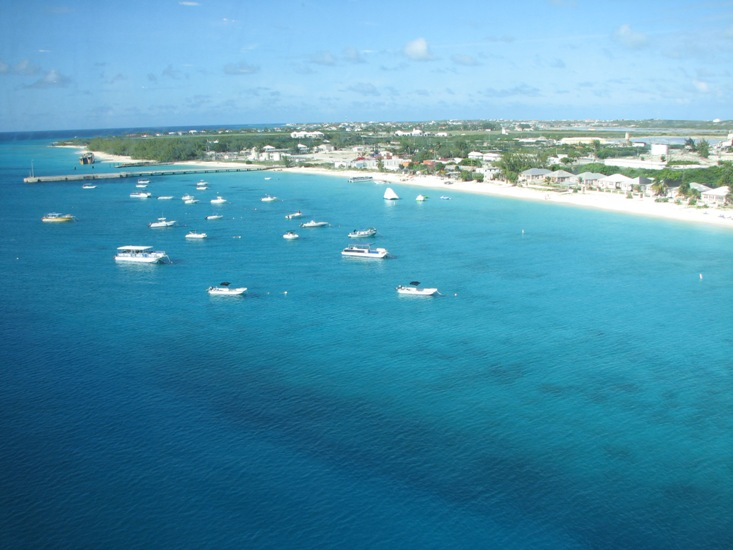 Grand Turk visit during the Caribbean cruise